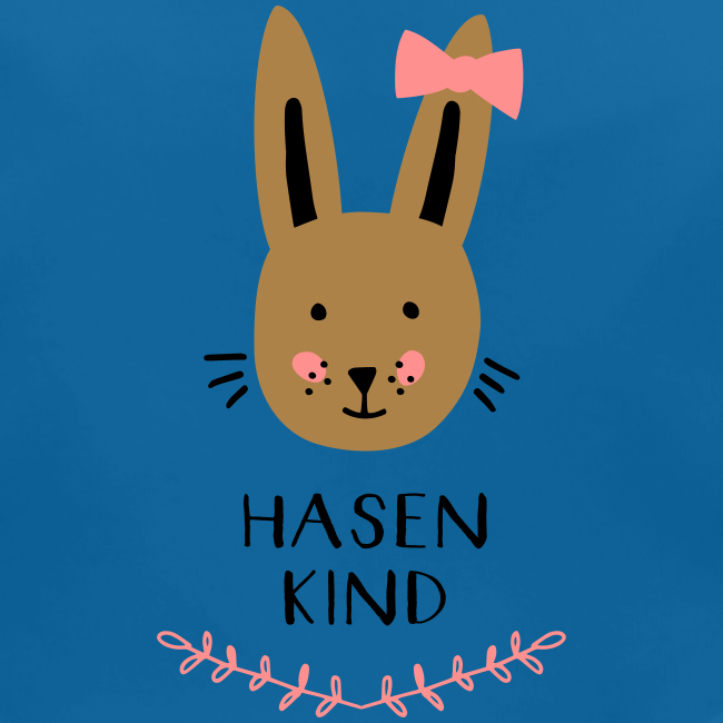 Hasenkind Maedchen