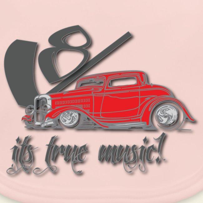 v8 true music