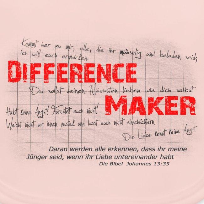 Difference Maker dunkel