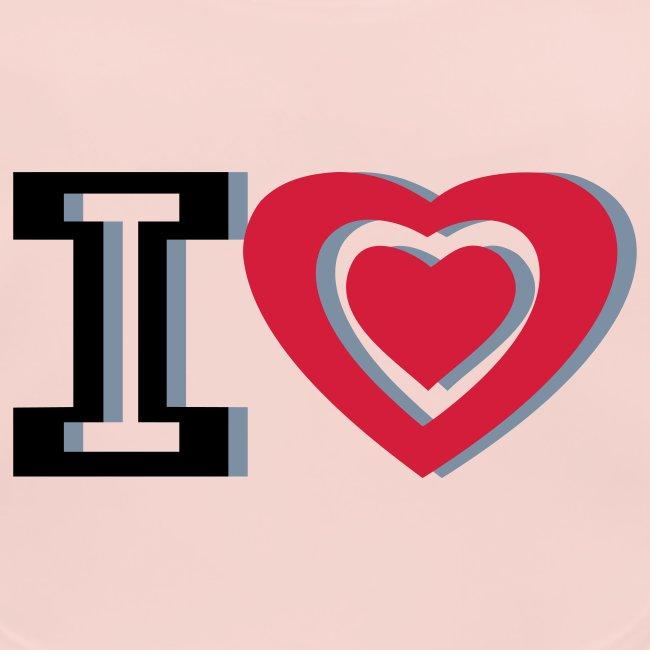 I LOVE I HEART