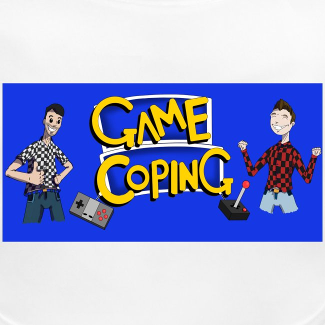 Game Coping Happy Banner
