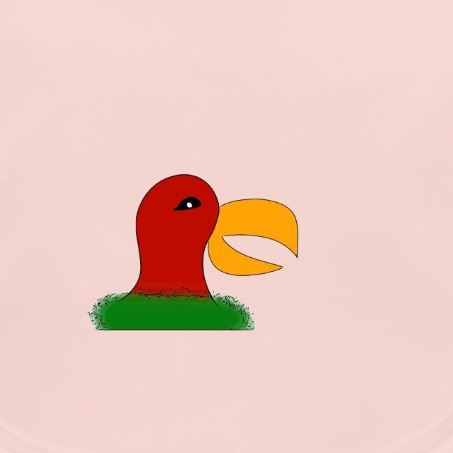Parrots head