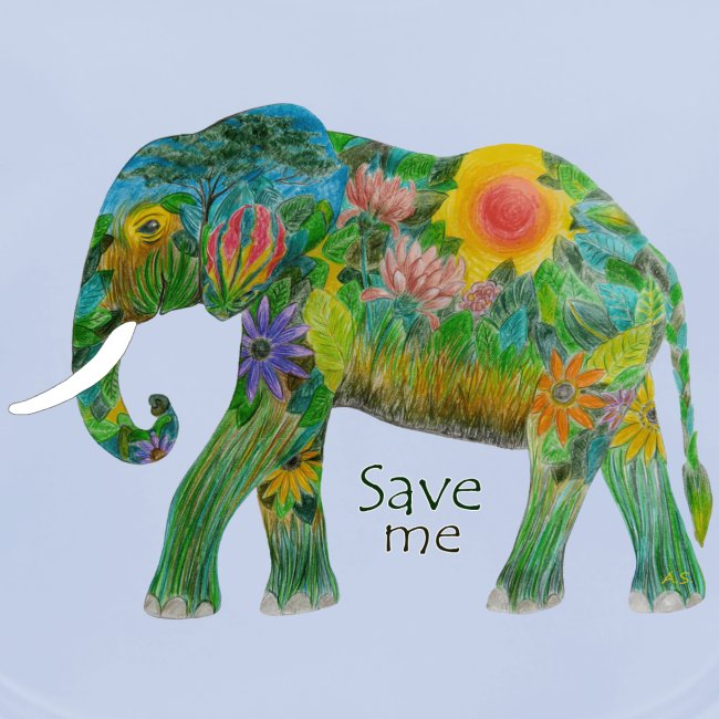 Save me - FlowerElephant
