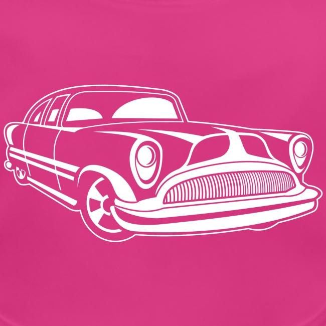 Lowrider / Oldtimer / Muscle Car 03_weiß
