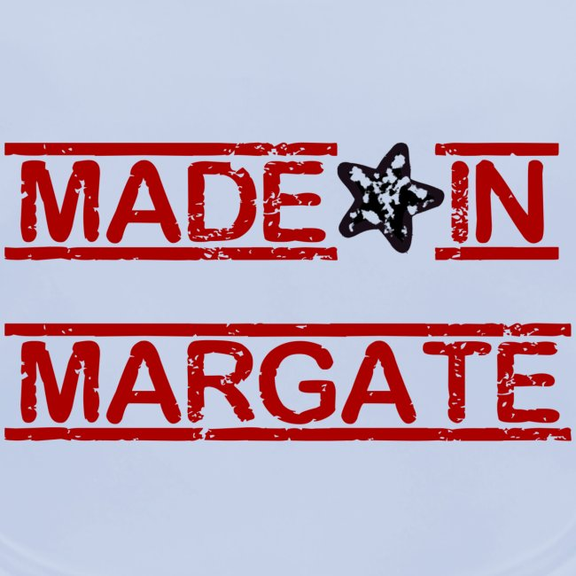 Made in Margate - RED