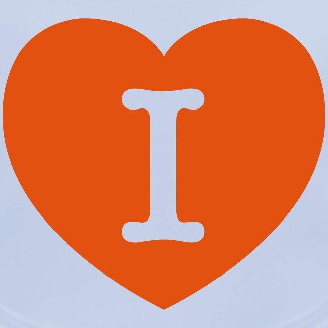 I - LOVE Heart