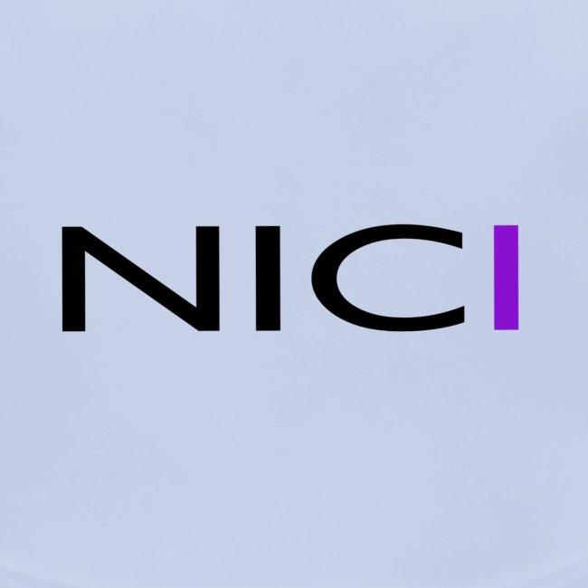 NICI logo Black