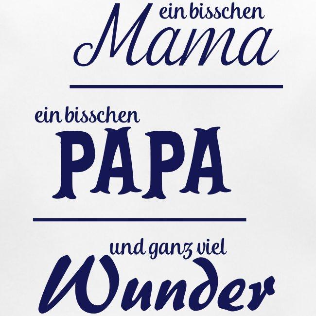 Bisschen Mama, bisschen Papa, ganz viel Wunder
