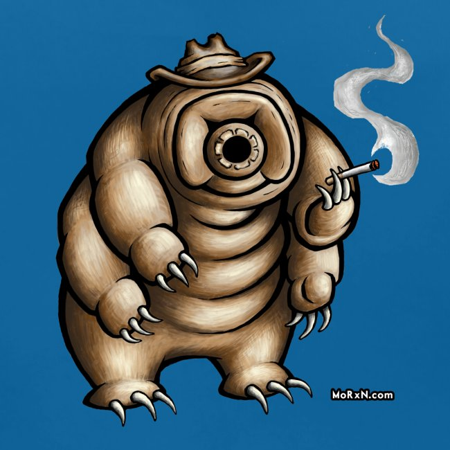 Smokey the Water Bear