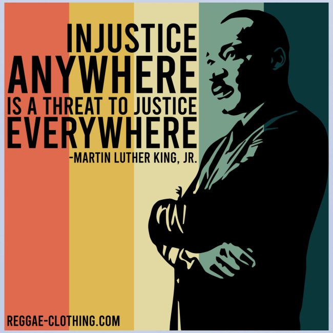 INJUSTICE - Martin Luther King