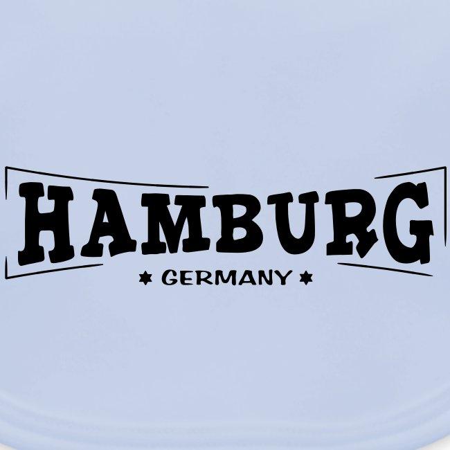 Hamburg-Schriftzug