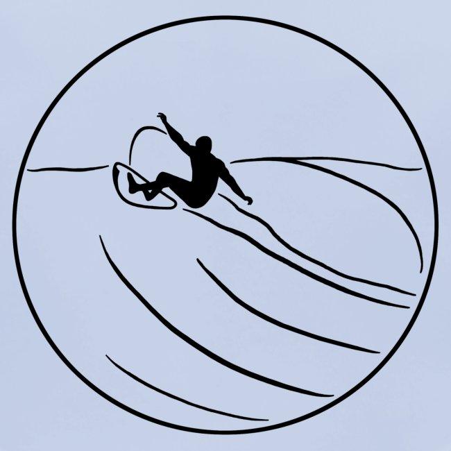 Surfer2 auf Welle Nr.1