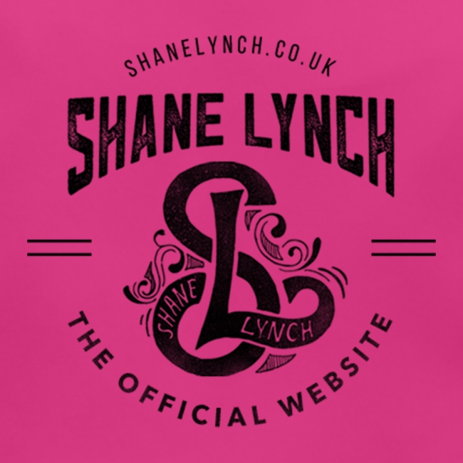 Black - Shane Lynch Logo