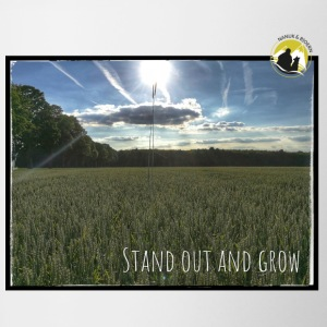 Stand out and grow - Contrasting Mug