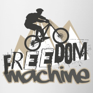Freedom Machine - Tofarget kopp