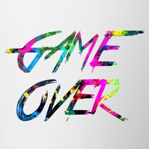 rainbow Game over - Tofarget kopp