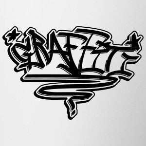 "Graffiti Tag ""Graffiti"" alle designs - Tofarvet krus"