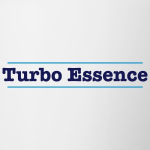 Turbo Essence - Tasse bicolore