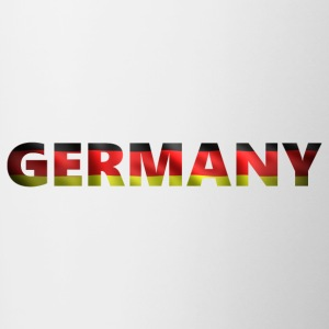 Germany 2 (2541) - Contrasting Mug
