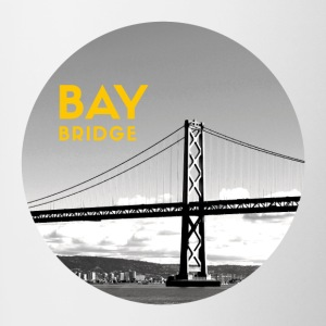 Bay Bridge - Contrasting Mug