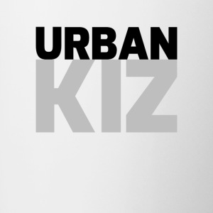 URBAN KIZ - on DanceShirts - Contrasting Mug