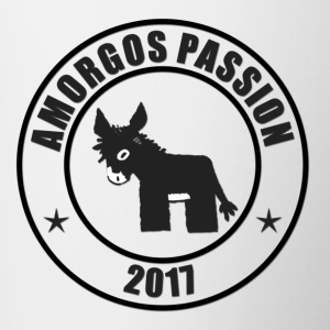The collection of Amorgos Passion 2017! - Contrasting Mug
