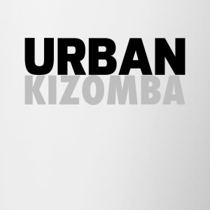 URBAN KIZOMBA - on DanceShirts - Contrasting Mug