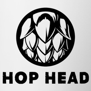 HOP HEAD BADGE - Contrasting Mug