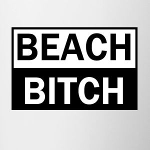 Beach Bitch - Contrasting Mug