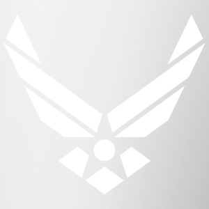 US Air Force - Tofarvet krus
