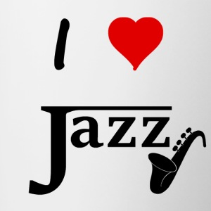 I Love Jazz - Tofarget kopp
