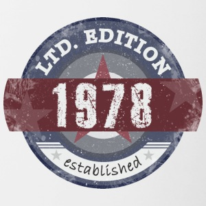 LtdEdition 1978 - Kubek dwukolorowy
