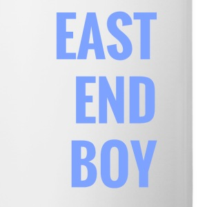 east end boy - Tasse zweifarbig