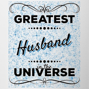 Greatest Husband in the Universe - Contrasting Mug