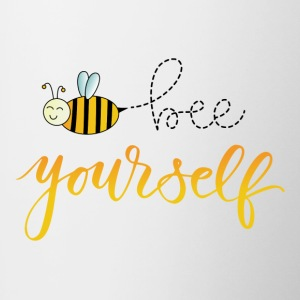 Bee yourself - Tazze bicolor