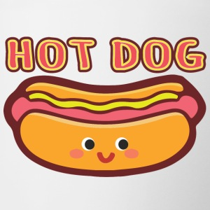 HOT DOG - Tazze bicolor