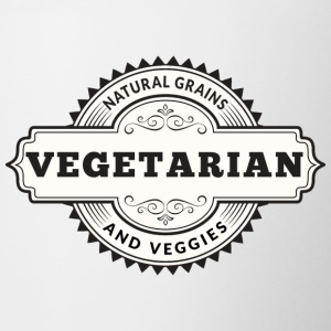 Vegetar Naturlige Grains Veggies - Tofarvet krus