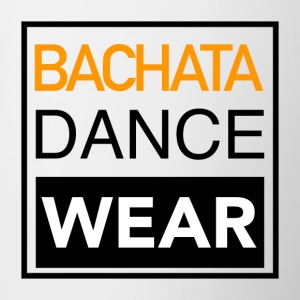 BACHATA DANCE WEAR - to Dance Camicie - Tazze bicolor
