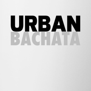 URBAN BACHATA - on DanceShirts - Contrasting Mug