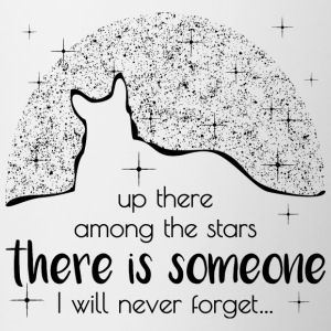 There Is Someone I Will Never Forget - Contrasting Mug