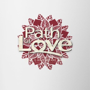 Path of Love - Tazze bicolor