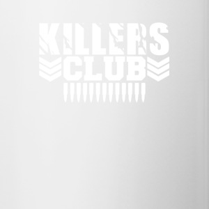 Club Killers - Mok tweekleurig