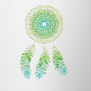 Mandala Dream Catcher - Tazze bicolor
