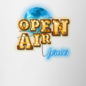 Open Air - Tofarvet krus