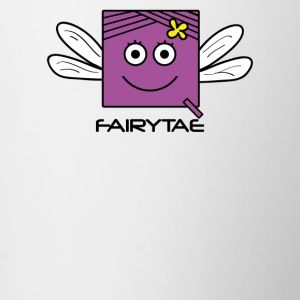 Fée 'FAIRYTAE' Princess | Qbik Design Series - Tasse bicolore