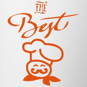 The best chef - Contrasting Mug