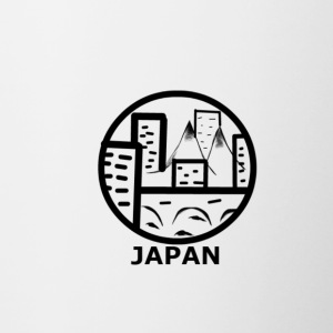 JAPAN - Tofarget kopp