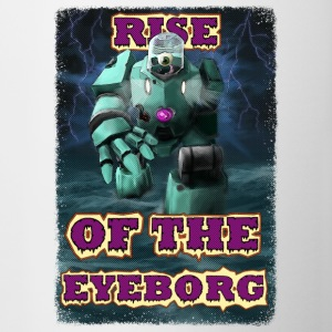Rise of the Eyeborg - Tasse bicolore