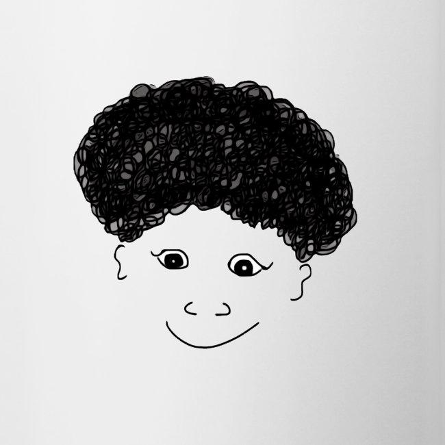 nice child face