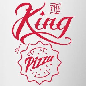 King Pizza - Tofarvet krus